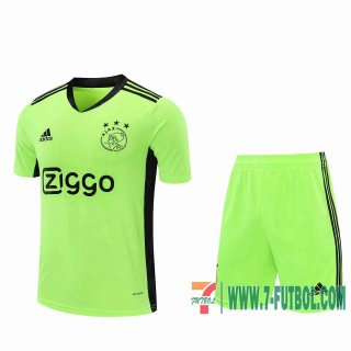 Camiseta futbol Ajax green 2020 2021